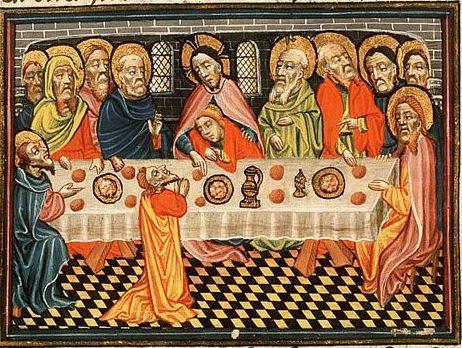 La Cène (Utrecht, 1430)